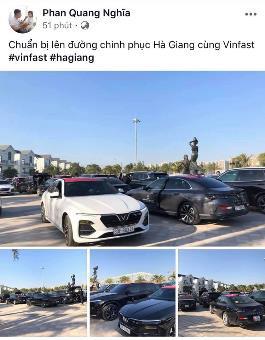 Cư dân mạng phát sốt với chuyến offline lớn nhất của cộng đồng yêu xe thương hiệu Việt - Ảnh 7.