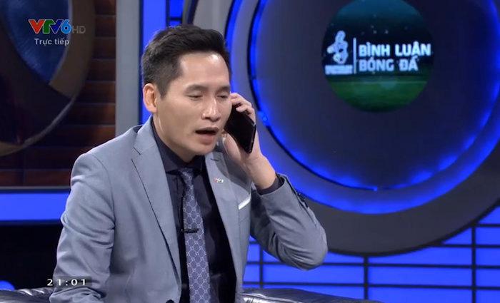 Sau vài ngày im lặng, BTV Quốc Khánh chính thức gửi lời xin lỗi thủ môn Bùi Tiến Dũng - Ảnh 1.