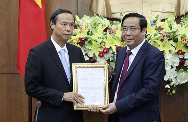 Nhân sự mới vừa được bầu, chuẩn y tại Bà Rịa-Vũng Tàu, Lào Cai và Kiên Giang - Ảnh 1.