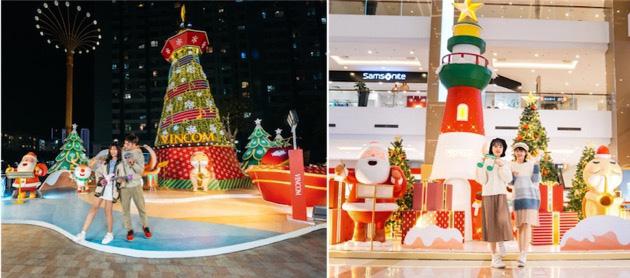 """""""Hòa nhịp đón Giáng Sinh – Lung linh mùa lễ hội"""" tại 73 TTTM Vincom - Ảnh 2."""