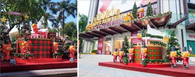 """""""Hòa nhịp đón Giáng Sinh – Lung linh mùa lễ hội"""" tại 73 TTTM Vincom - Ảnh 3."""