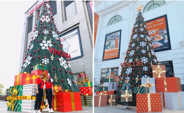 """""""Hòa nhịp đón Giáng Sinh – Lung linh mùa lễ hội"""" tại 73 TTTM Vincom - Ảnh 4."""
