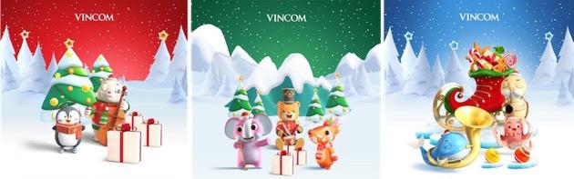 """""""Hòa nhịp đón Giáng Sinh – Lung linh mùa lễ hội"""" tại 73 TTTM Vincom - Ảnh 5."""