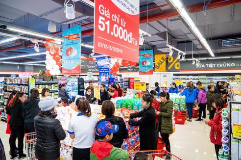 Vincom Plaza hiện đại nhất Cẩm Phả đón hàng nghìn khách hàng ngay sau khi mở cửa - Ảnh 4.
