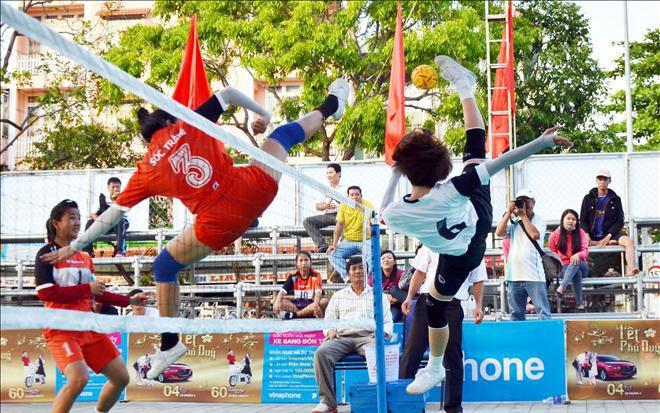 Thanh Hóa: Đăng cai tổ chức giải Vô địch Cầu Mây toàn quốc năm 2019