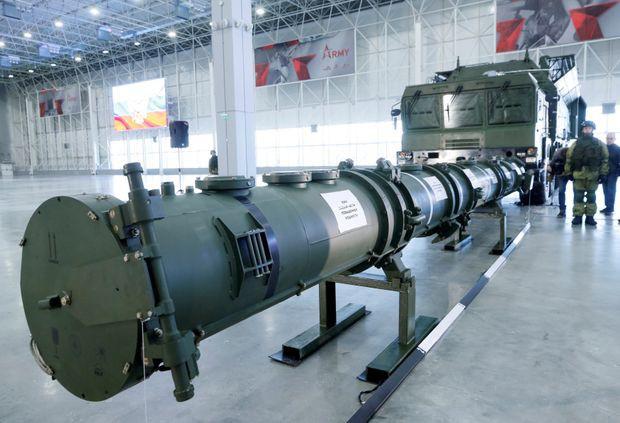Cảnh báo nguy cơ từ đòn hạt nhân Chiến tranh Lạnh Mỹ vào Nga - Ảnh 1.
