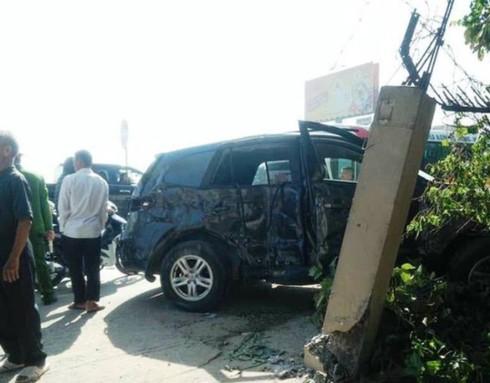 Kỳ nghỉ Tết nguyên đán có 183 người chết vì tai nạn giao thông - Ảnh 2.