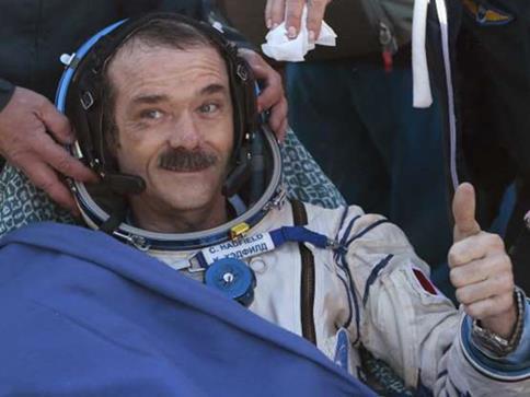 Chín điều thường nhật phi hành gia không thể làm trong không gian - Ảnh 1.