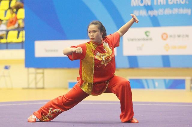 Bà Rịa – Vũng Tàu: Đăng cai giải vô địch Wushu toàn quốc năm 2019 - Ảnh 1.