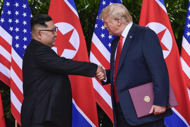 Thượng đỉnh Mỹ- Triều lần hai: Đột phá Hà Nội hay hủy bỏ phút cuối? - Ảnh 1.