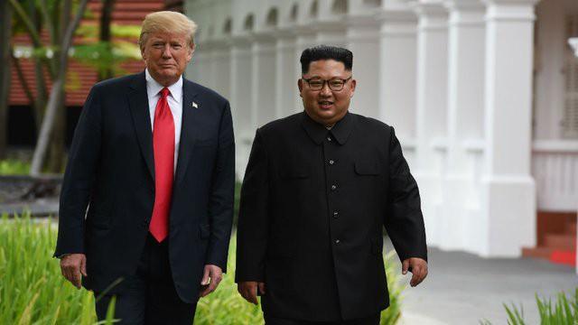 Tín hiệu mới nhất từ thượng đỉnh Mỹ - Triều lần hai về phi hạt nhân hóa - Ảnh 1.