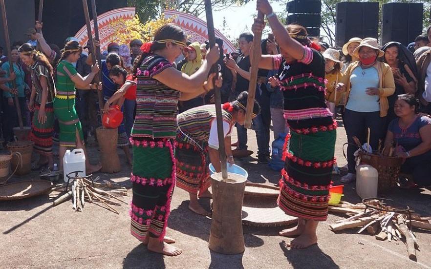 Đắk Nông: Tưng bừng Hội xuân Liêng Nung năm 2019