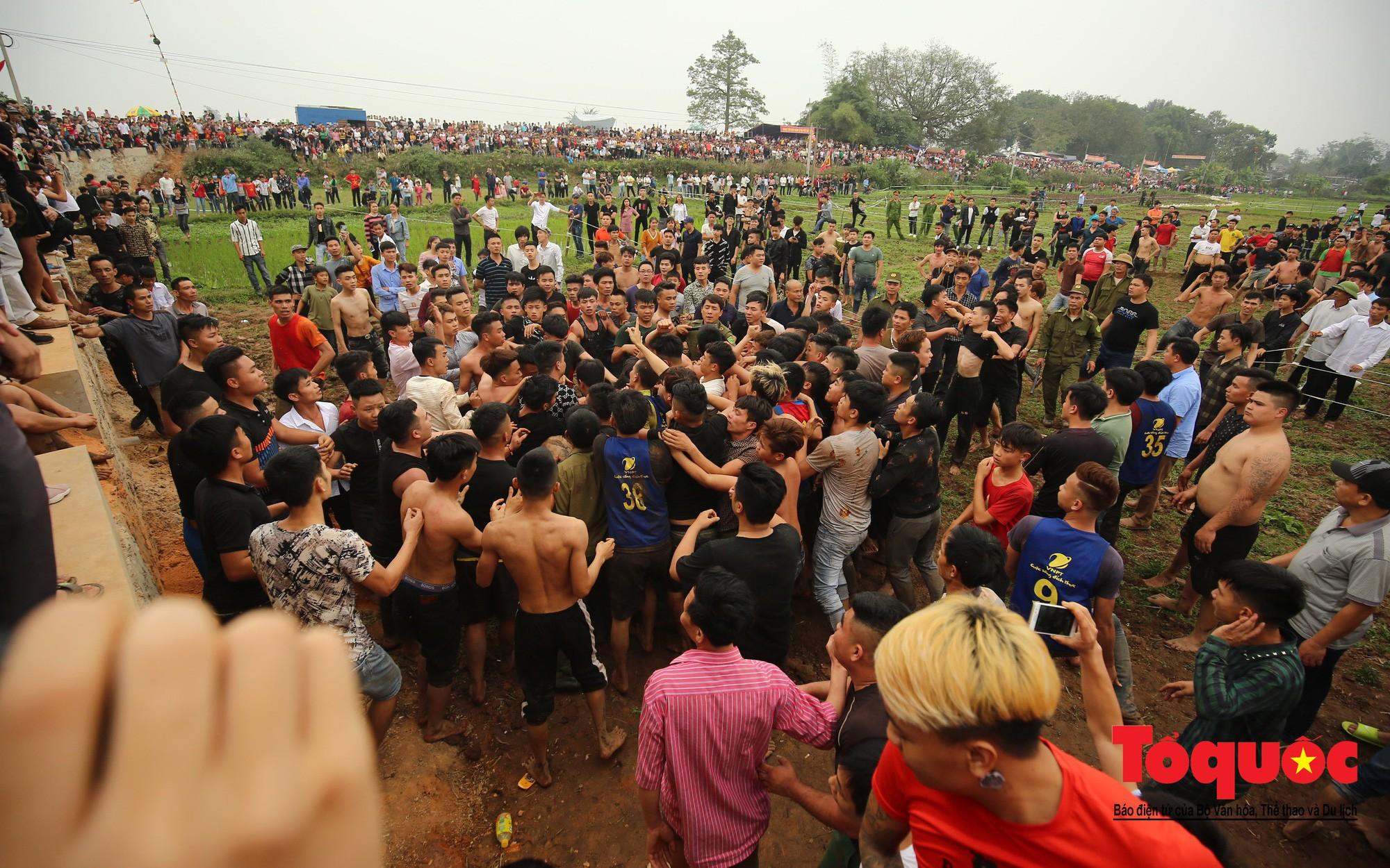 Dừng cướp phết những năm tiếp theo tại Lễ hội Phết Hiền Quan