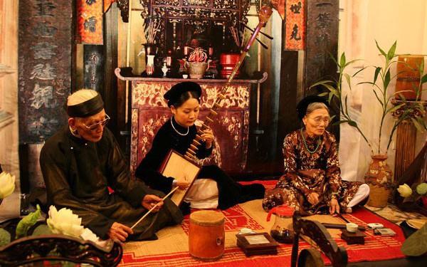 Sửa quy định hồ sơ xét tặng danh hiệu Nghệ nhân nhân dân lĩnh vực di sản văn hóa phi vật thể