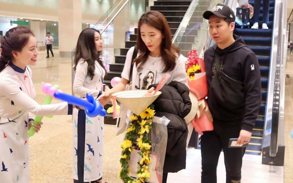 Khai trương đường bay Incheon – Cam Ranh