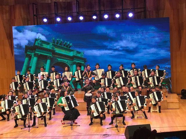 Tài năng âm nhạc Việt Nam đoạt giải Nhất tại cuộc thi Accordion quốc tế - Ảnh 1.