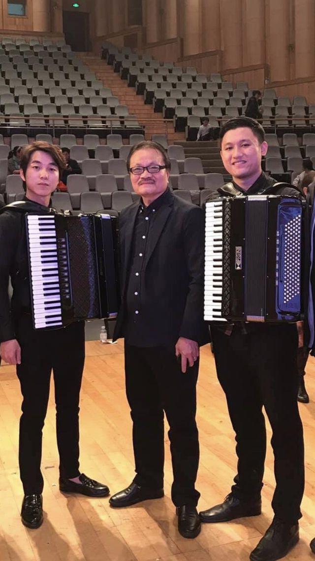 Tài năng âm nhạc Việt Nam đoạt giải Nhất tại cuộc thi Accordion quốc tế - Ảnh 2.