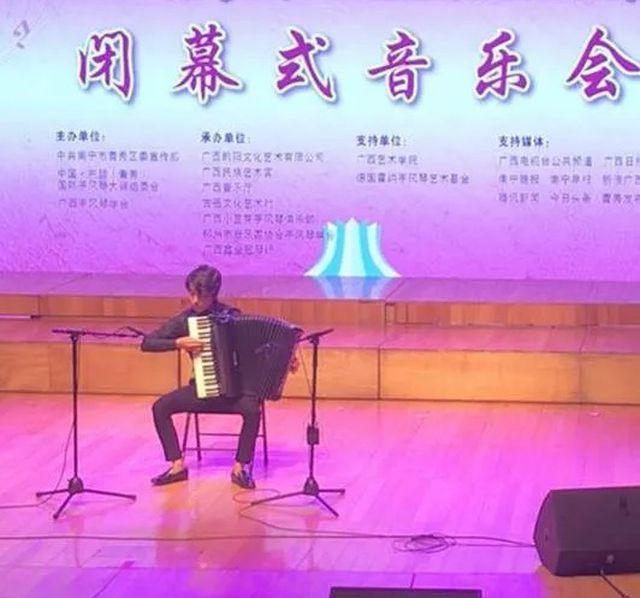 Tài năng âm nhạc Việt Nam đoạt giải Nhất tại cuộc thi Accordion quốc tế - Ảnh 3.