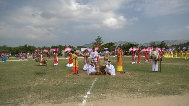 Ninh Thuận: Tiếp tục đẩy mạnh Phong trào Toàn dân đoàn kết xây dựng đời sống văn hóa - Ảnh 1.