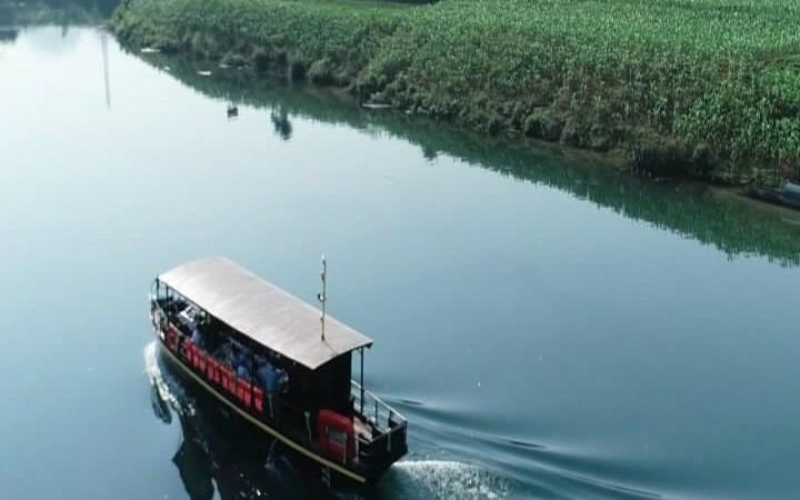 Quảng Bình: Mở tuyến du lịch đường sông tham quan thắng cảnh và làng nghề