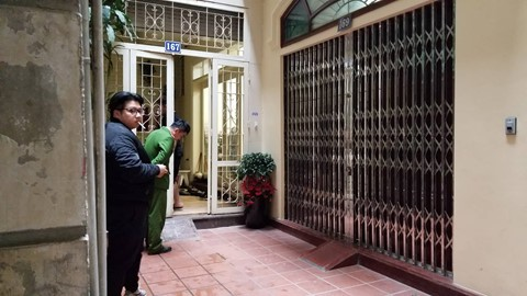 Công an khám xét nhà ông Nguyễn Bắc Son và Trương Minh Tuấn - Ảnh 2.