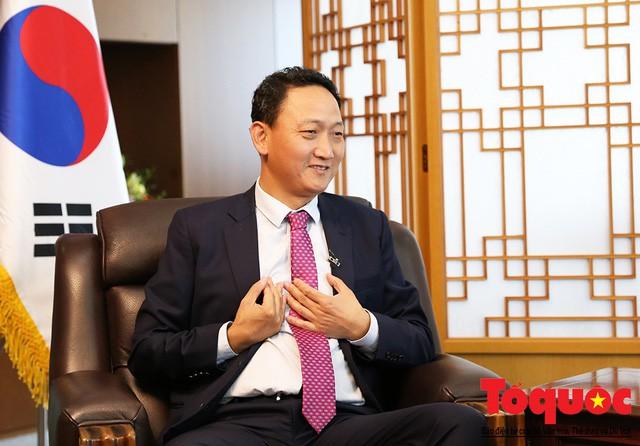 """Đại sứ Hàn Quốc tại Việt Nam: """"Hội nghị thượng đỉnh Mỹ - Triều là cơ hội quảng bá tuyệt vời nhất về một thủ đô Hà Nội hòa bình"""" - Ảnh 1."""