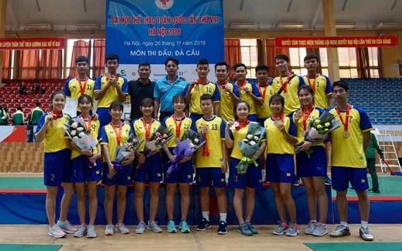 Đồng Tháp đăng cai tổ chức giải vô địch Đá cầu cá nhân toàn quốc năm 2019