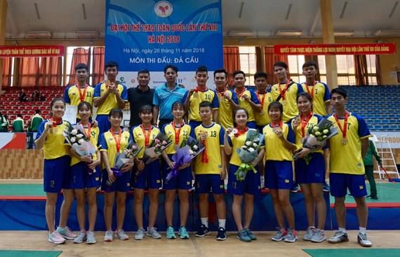 Đồng Tháp đăng cai tổ chức giải vô địch Đá cầu cá nhân toàn quốc năm 2019 - Ảnh 1.