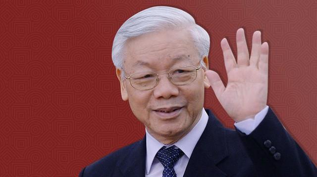 Tổng Bí thư, Chủ tịch nước Nguyễn Phú Trọng lên đường thăm Lào và Campuchia - Ảnh 1.