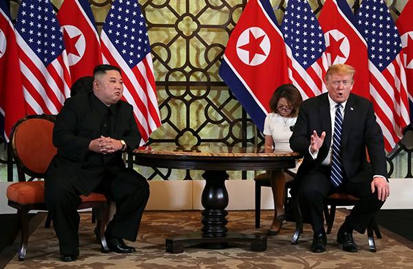 Chủ tịch Kim ví gặp mặt Mỹ, Triều như một bộ phim tưởng tượng - Ảnh 1.