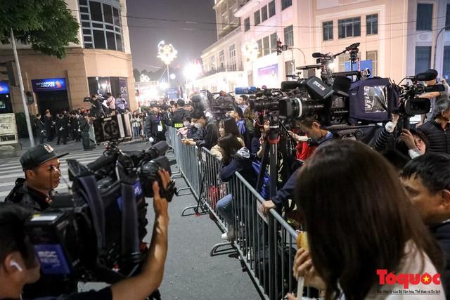 Tặng vé máy bay và phòng khách sạn miễn phí cho phóng viên tác nghiệp thượng đỉnh Mỹ- Triều - Ảnh 1.