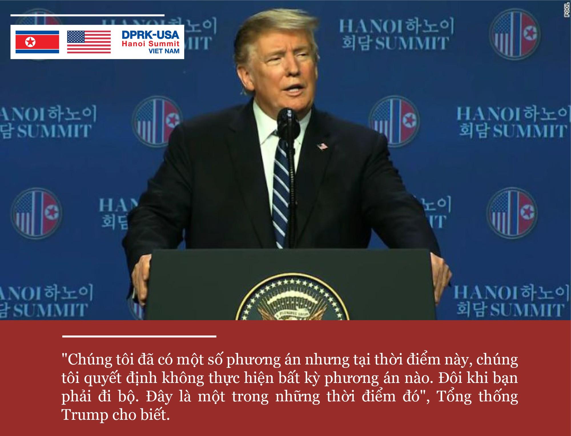 [Long form]: Những diễn biến bất ngờ từ sự kiện thượng đỉnh Mỹ Triều lần hai  - Ảnh 11.