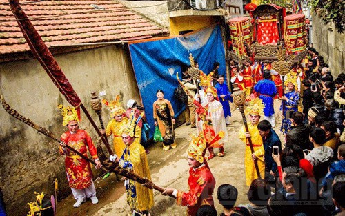 Bắc Giang: Nâng cao hiệu quả công tác quản lý và tổ chức lễ hội