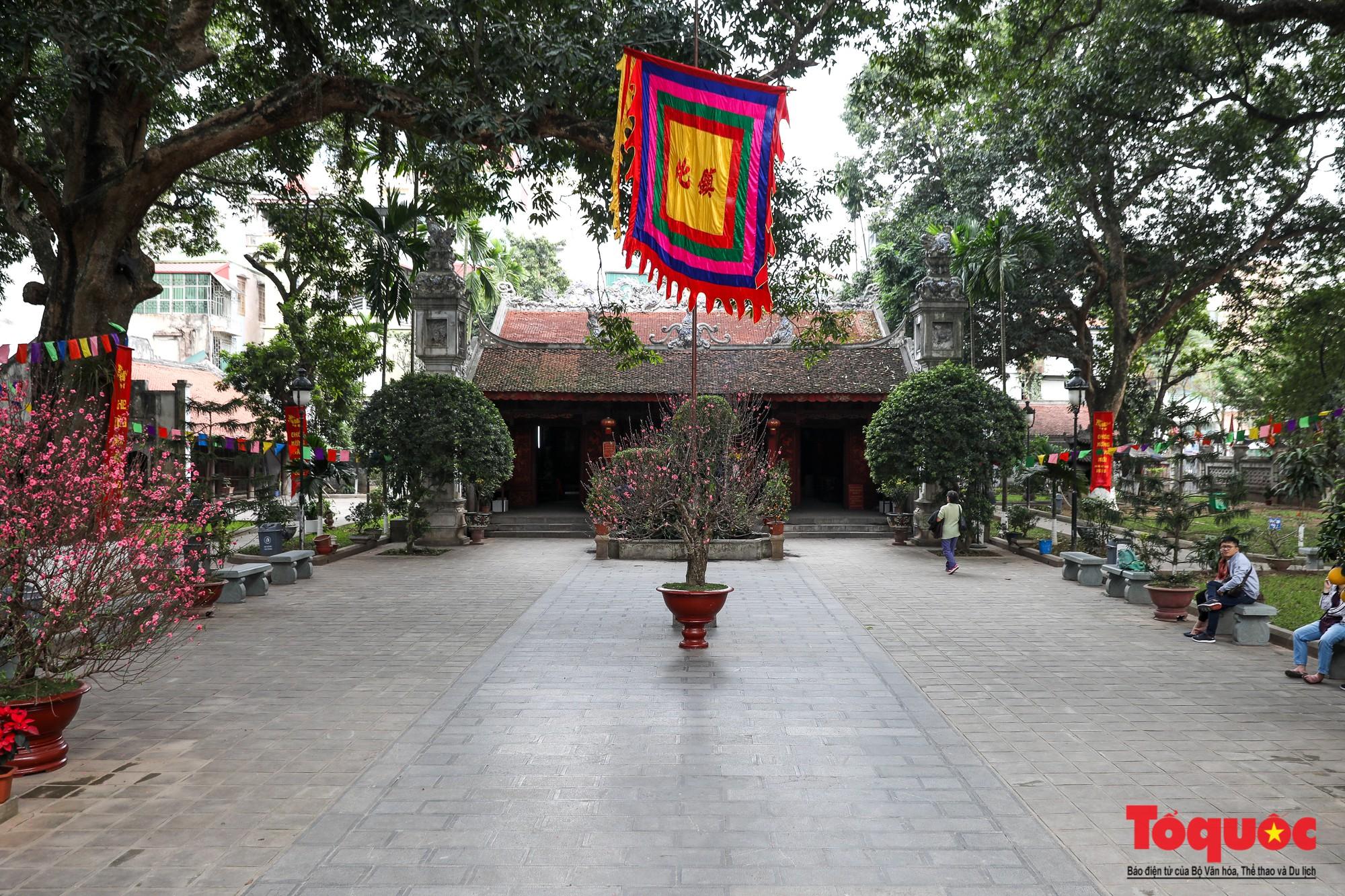 Những địa điểm du lịch tâm linh của Hà Nội dịp Tết Nguyên đán 2019 -