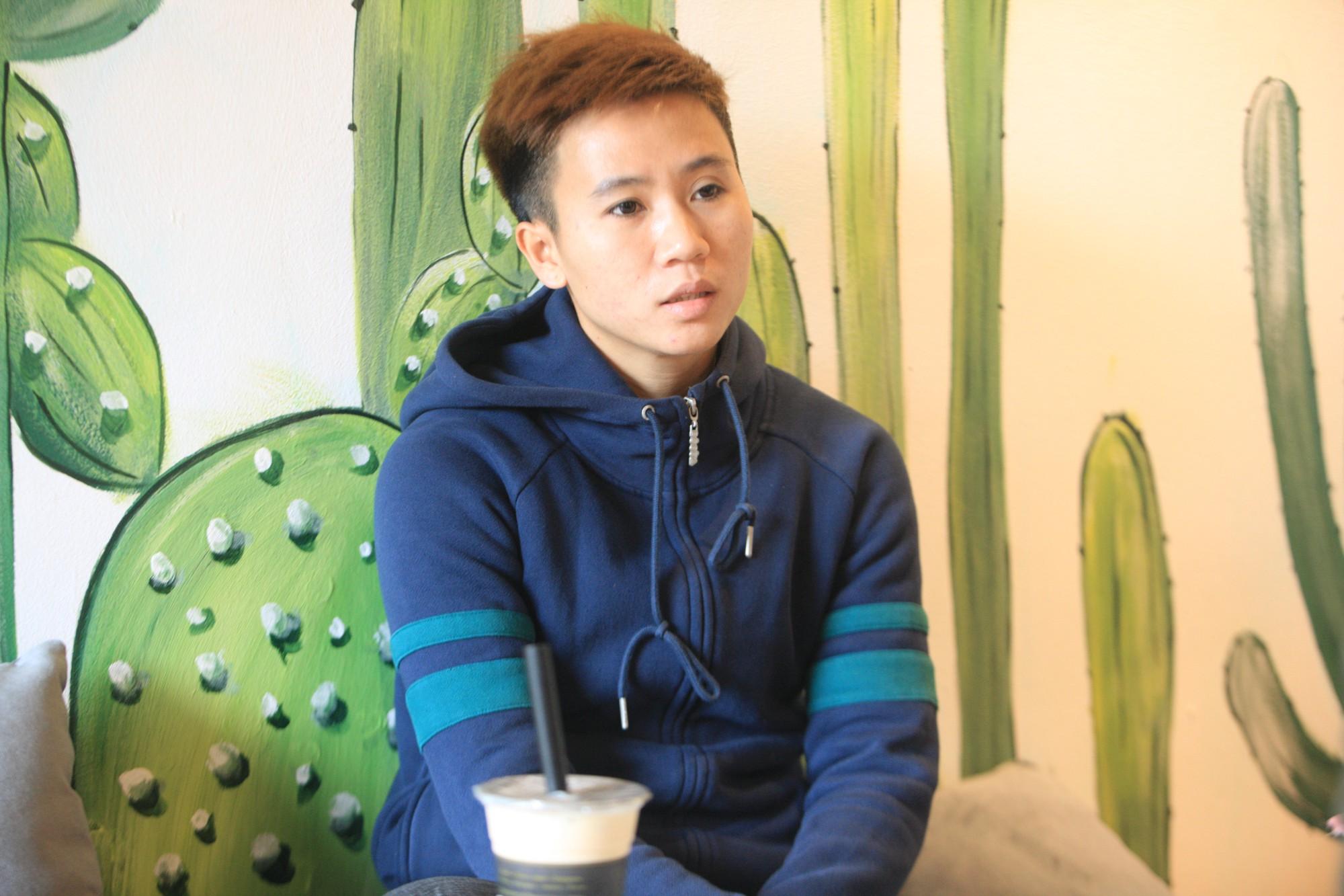 Quả Bóng Vàng nữ Tuyết Dung: Đợi từng ngày giành vàng SEA Games - Ảnh 1.
