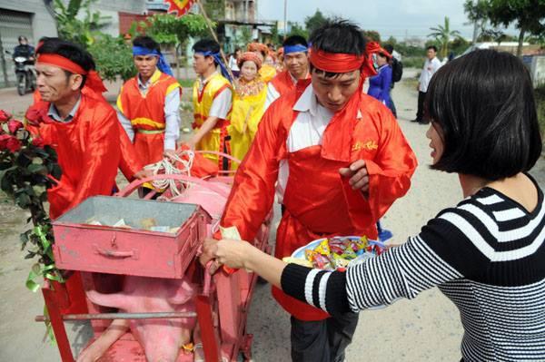 Năm Kỷ Hợi, làng Ném Thượng có bỏ lễ hội chém lợn? - Ảnh 2.