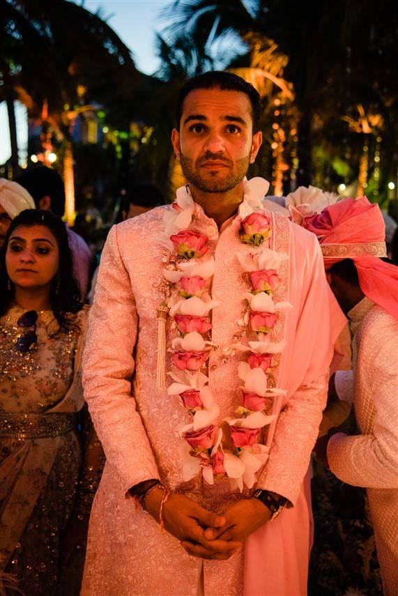 Cận cảnh đám cưới đậm sắc màu cổ tích của cặp đôi tỷ phú Ấn Độ tại Phú Quốc - Ảnh 4.