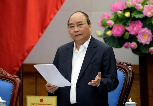 Thủ tướng Chính phủ chỉ  đạo các cơ quan liên quan hoàn thiện 3 dự thảo Luật - Ảnh 1.