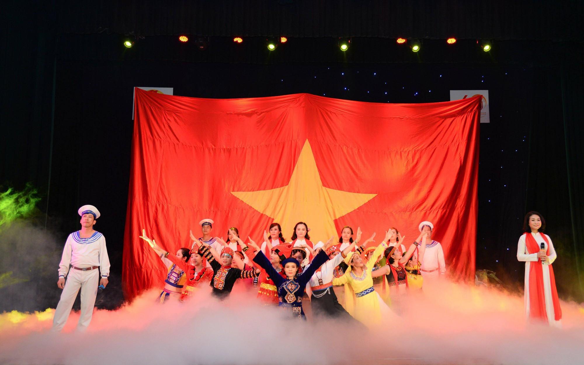 Đặc sắc Liên hoan văn nghệ chào mừng 60 năm thành lập Trường Đại học Văn hóa Hà Nội