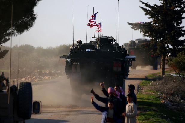 Lập lờ giữa đi và ở, quyết định giữ quân tại Syria của Mỹ vẫn nhức nhối - Ảnh 1.