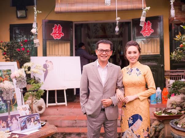 Tự Long khiến Trung Hiếu bối rối trong đám cưới với vợ kém 19 tuổi - Ảnh 6.