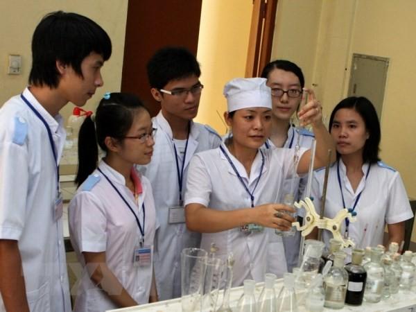 Chương trình đào tạo trình độ đại học lĩnh vực sức khỏe có khối lượng học tập tối thiểu 120 tín chỉ - Ảnh 1.
