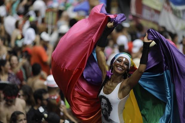 Khai màn lễ hội hoành tráng nhất thế giới Carnival Rio de Janeiro   - Ảnh 1.