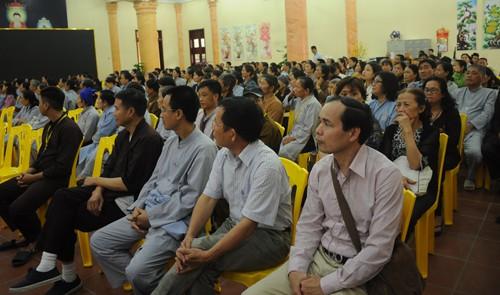 Giáo hội Phật giáo Việt Nam yêu cầu chấn chỉnh việc thuyết giảng