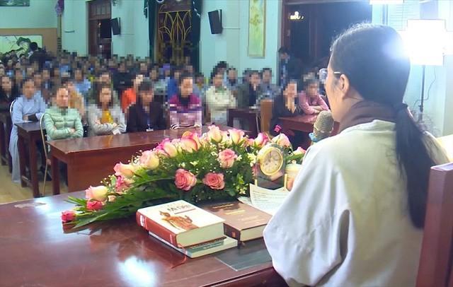 Giáo hội Phật giáo Việt Nam yêu cầu chấn chỉnh việc thuyết giảng vong báo oán, kỷ luật nghiêm khắc nếu để xảy ra sai phạm  - Ảnh 1.