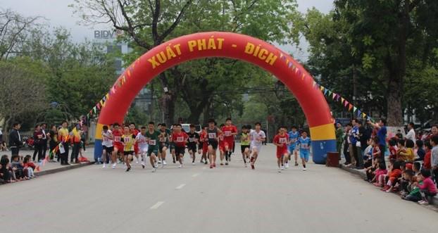Giải Việt dã Tranh Cúp Báo Cao Bằng năm 2019  - Ảnh 1.