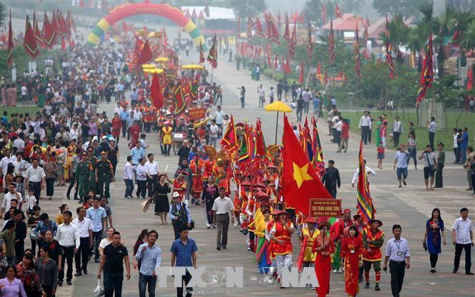Giỗ Tổ Hùng Vương - Lễ hội Đền Hùng 2019: Đảm bảo thực hiện tốt