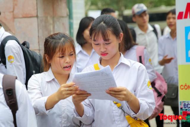 Trước thềm kỳ thi THPT quốc gia: Bộ GD&ĐT ra đòn hạn chế tiêu cực - Ảnh 1.
