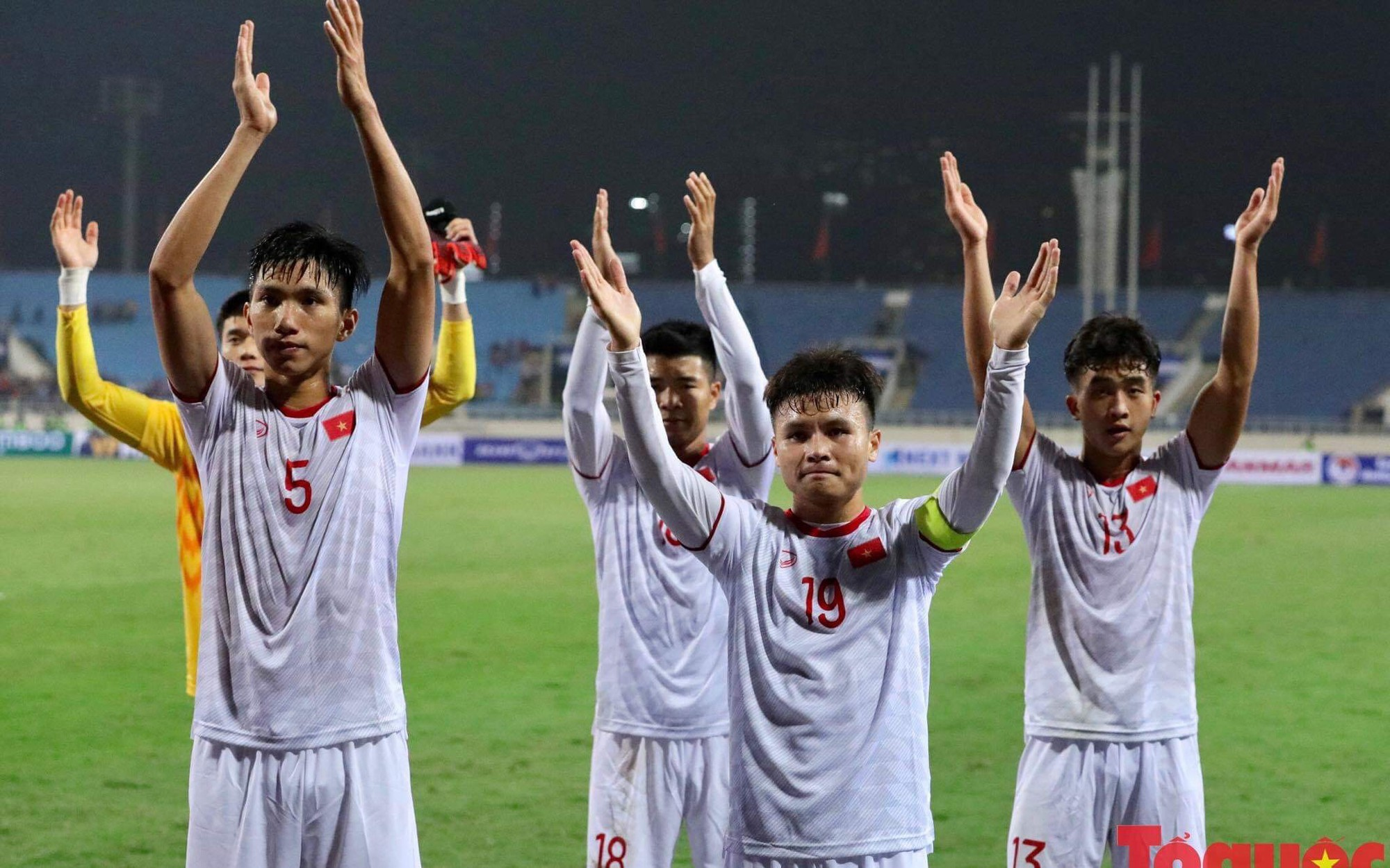 U23 Việt Nam giành chiến thắng sát nút U23 Indonesia
