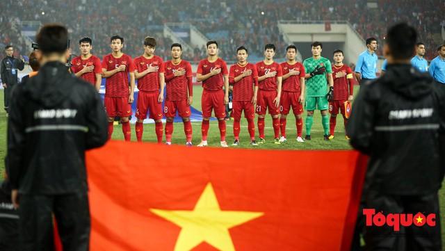 Thắng đậm Thái Lan, các cầu thủ U23 Việt Nam đã mang về hơn cả niềm vui chiến thắng của một trận bóng - Ảnh 1.